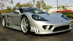 Saleen S7 Twin Turbo 2005