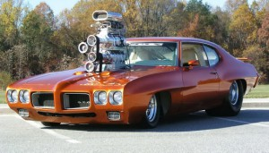 PONTIAC GTO custom