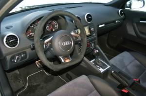 RS3 inside interior