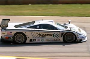Saleen S7 GT-1 ACEMCO Motorsports LLC