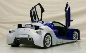 Weber Sportscars Faster One
