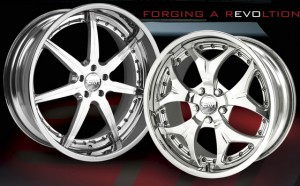 Wheels Forging a Revoltion