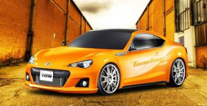 Subaru BRZ by Tunehouse