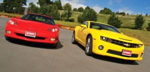 Camaro & Corvette