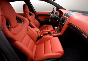 Skoda Octavia RS BT interior