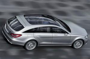 Mercedes-Benz CLS Shooting Break
