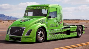 Volvo Mean Green Hybrid
