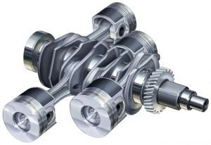 Piston Boxer Motor