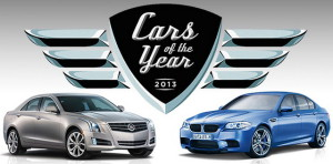 Playboy Cars of the Year 2013