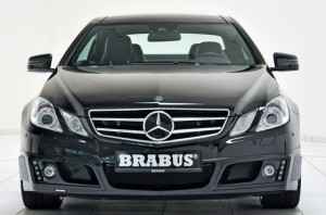 Brabus B50-500 E-Class Coupe