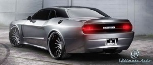 Dodge Challenger SRT-8 by Ultimate Auto