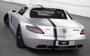 Mercedes-Benz SLS Wheelsandmore