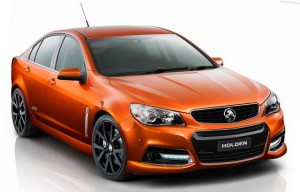 Holden Commodore SSV 2013
