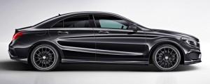 Mercedes Benz CL A-Class