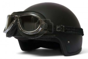 motohelmet & goggles