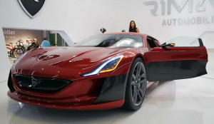 supercar rimac concept one