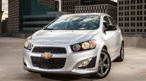 Chevrolet Sonic-RS 2014