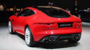 Jaguar F-Type R-Coupe