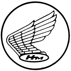 Honda old logo