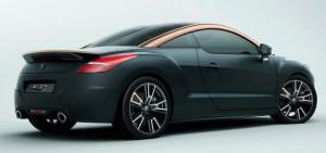 2013 Peugeot RCZ-R