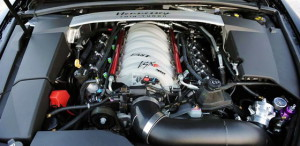 hennessey cadillac vr1200 twin turbo engine