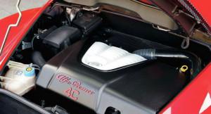 alfa-romeo 4C engine