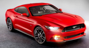 Ford Mustang S550 2015