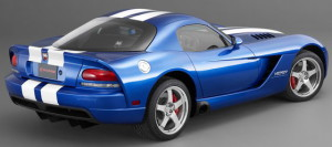 Dodge Viper SRT10 coupe 2009