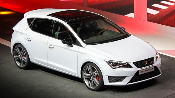 seat leon cupra 280 2014 carshowtuning. Black Bedroom Furniture Sets. Home Design Ideas