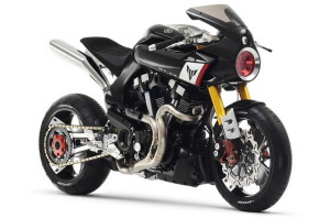 Yamaha MT-0S bike