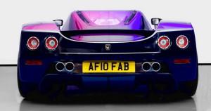 Arash AF10 rear