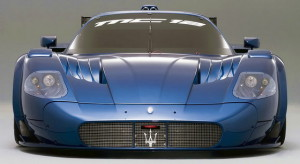 Maserati MC12 Corsa front