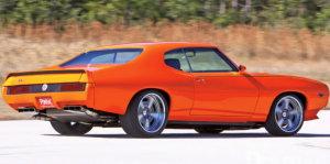 1969 Pontiac GTO Wanger Edition