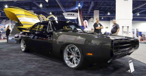 Dodge Charger 68 1650hp Mercury