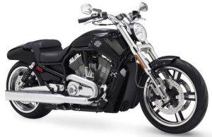 Harley Davidson VRodMuscle