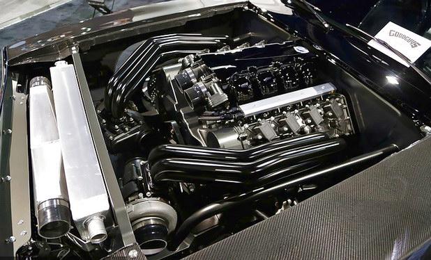 Mercury engine in Dodge