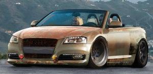 Rat-Look Audi