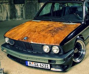 BMW rat-style