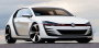 VW Golf GTI Design Vision 2014