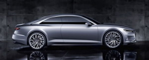 audi prologue concept side