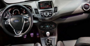 Ford Fiesta-ST Dashboard