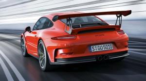 911 GT3 RS 2015 rear