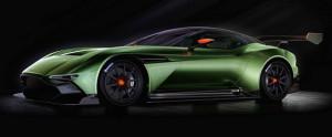 Aston Martin Vulcan front-side