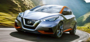 nissan sway concept 2015 front