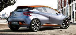 nissan sway concept 2015 rear