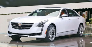 Cadillac CT6 2015