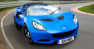 Lotus Elise Club-Racer