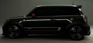 Mini JCW GP side