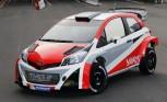 Toyota Yaris WRC: возвращение в ралли