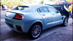 Fornasari RR99 rear